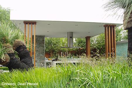 Inspirerende idee n voor ontwerp en beplanting juffertje in 39 t groen - Ideeen terras ...