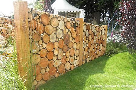 Inspirerende idee n voor ontwerp en beplanting juffertje in 39 t groen - Origineel tuin idee ...